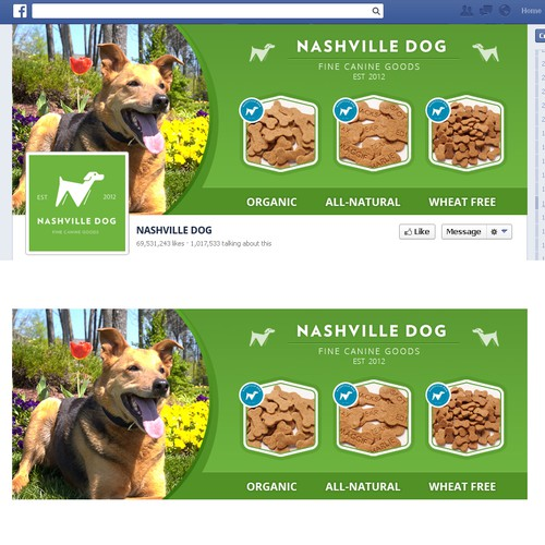 Nashville Dog Company seeks Facebook page