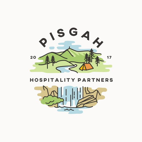 logo for PISGAH
