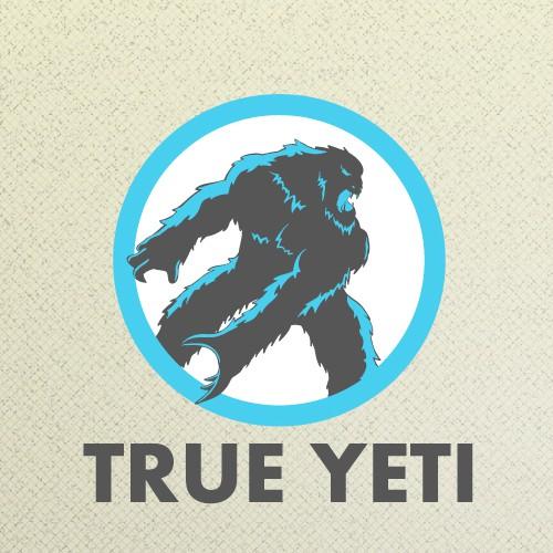 True Yeti Logo