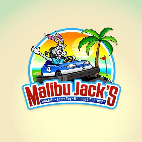 Malibu Jack's logo
