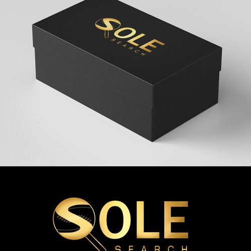 Logo for a Shoes Brand
