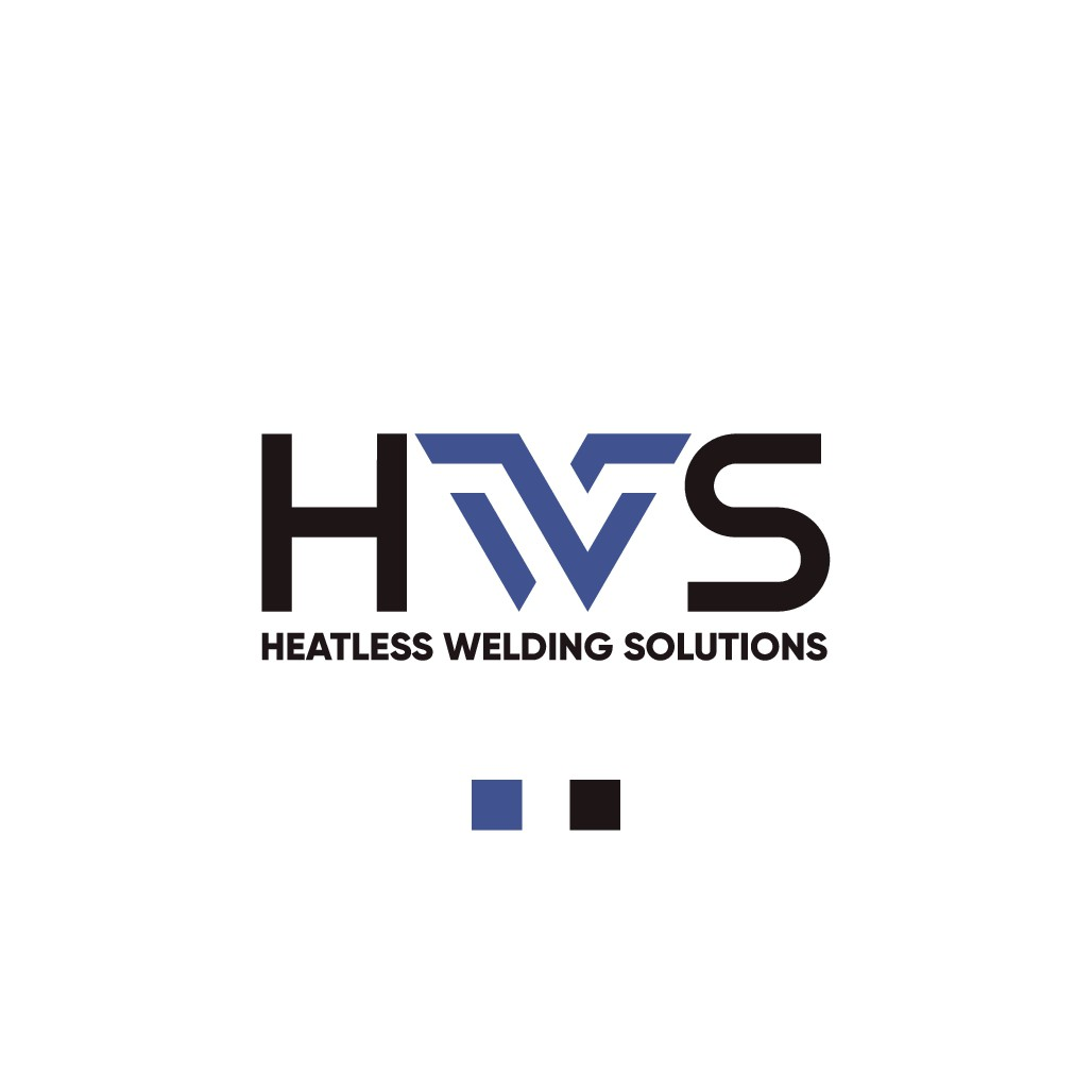 Design a sleek and confident logo for a more sophisticated welding process