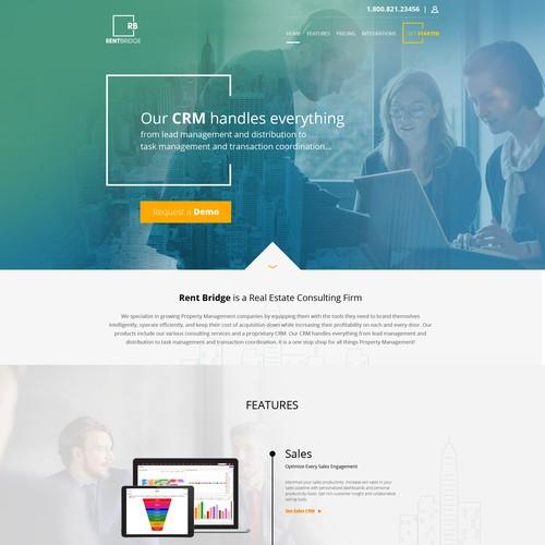 CRM Service Provider