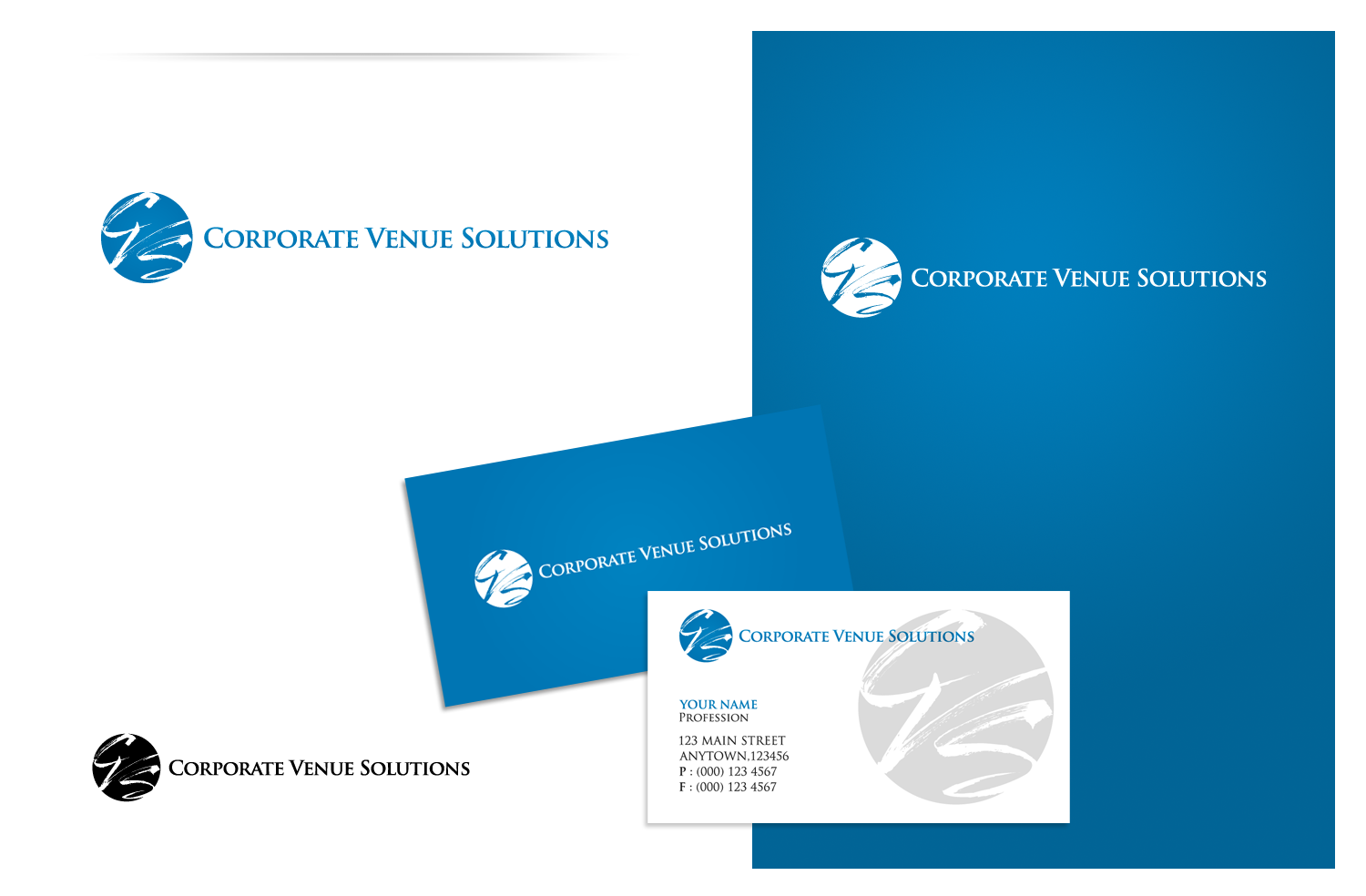 Corporate Venue Solutions needs a new logo