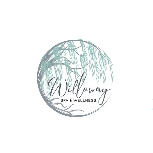 Logo designed for a Health and Wellness center...