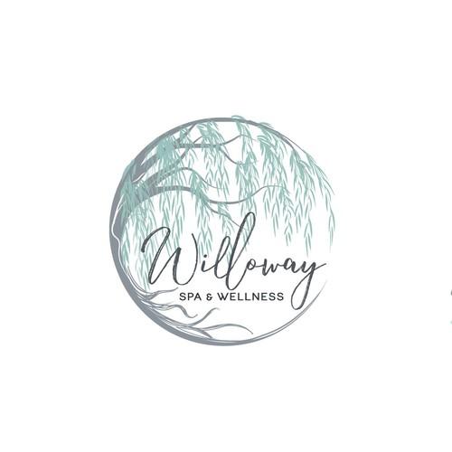 Logo designed for a Health and Wellness center...