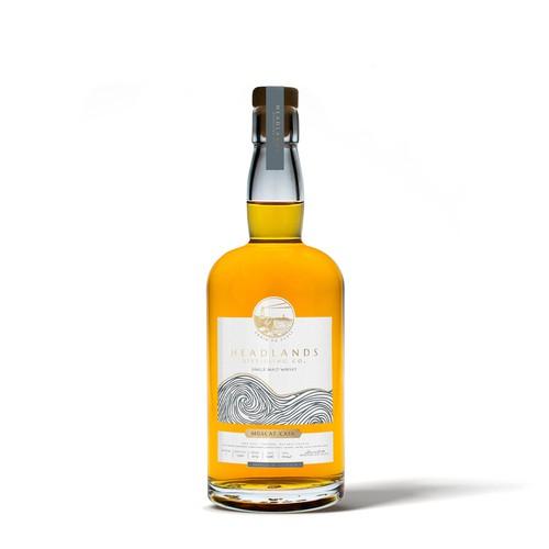 Headlands whiskey