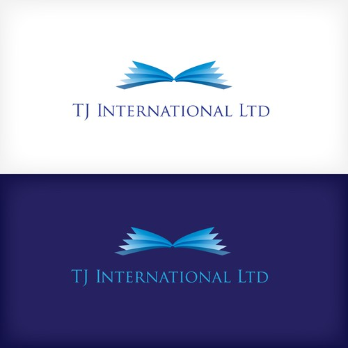 LOGO for International book seller!