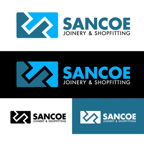SANCOE JOINERY AND SHOPFITTING LOGO NEEDED!!!