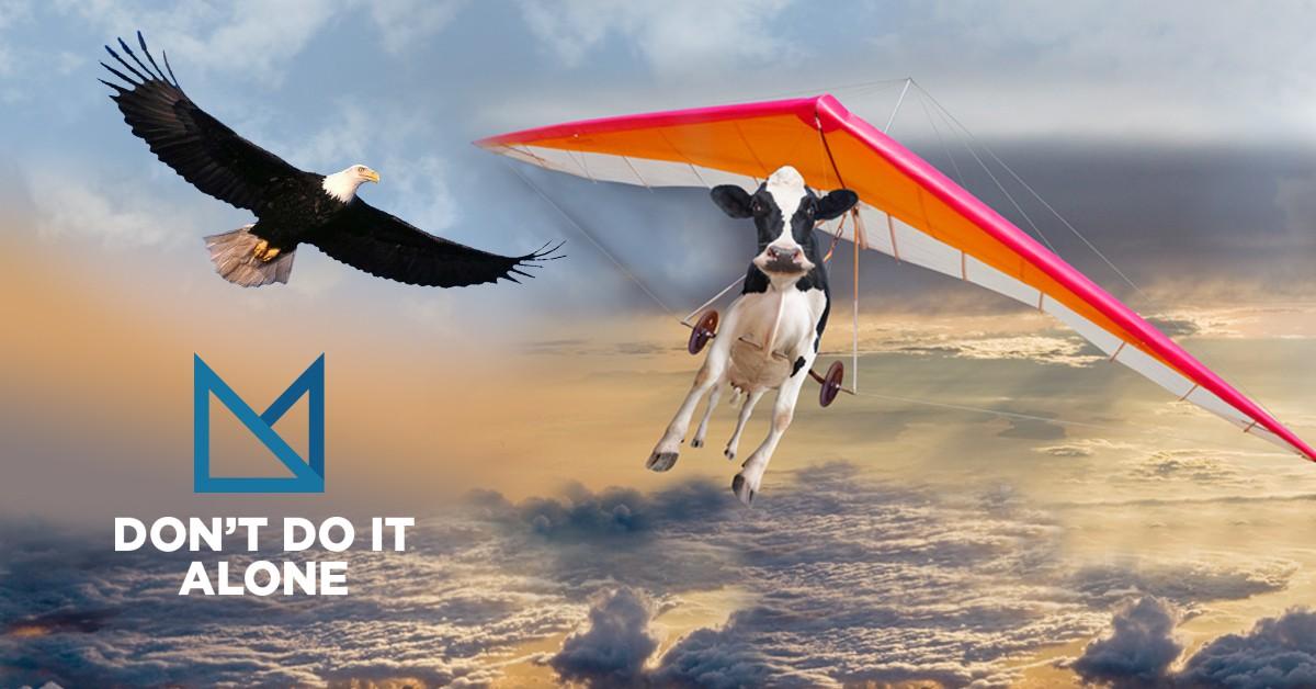 Design 2 Creative Facebook Banners for Fin-Tech Company