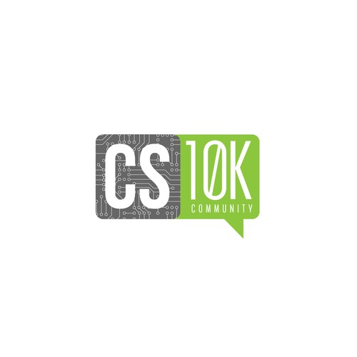Design a fresher and more compelling brand image for the CS10K Community