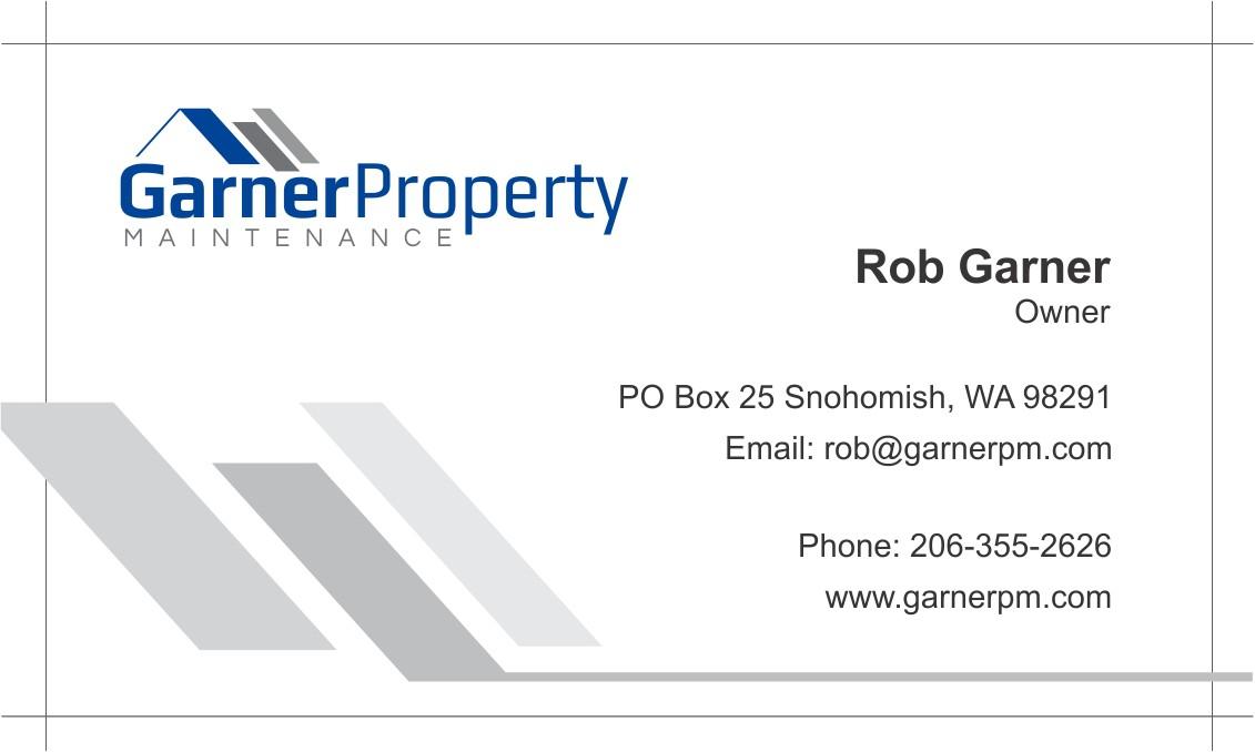 new property maintenance company needs a logo