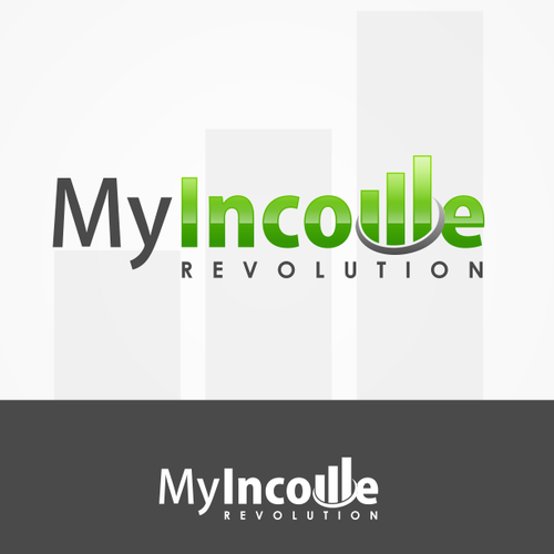 Create the next logo for My Income Revolution
