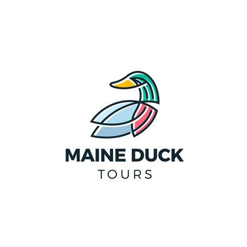 Maine Duck Tours
