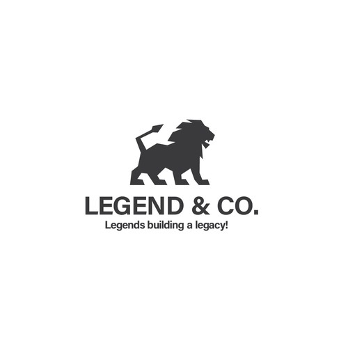 Bold Logo Concept for a Family Owned Business