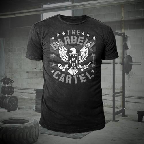 Gym Shirt Design