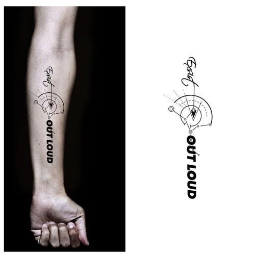 Design my first Tattoo