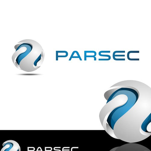 Logo design for parsec