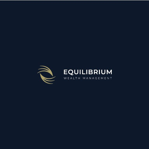 Equilibrium Wealth Management - Logo Concept