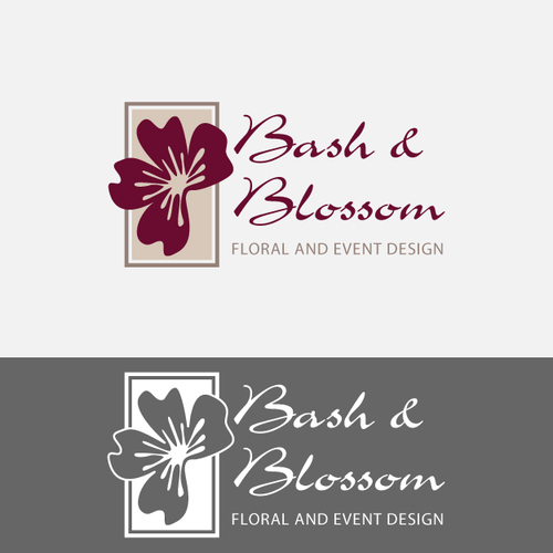 New logo wanted for Bash & Blossom