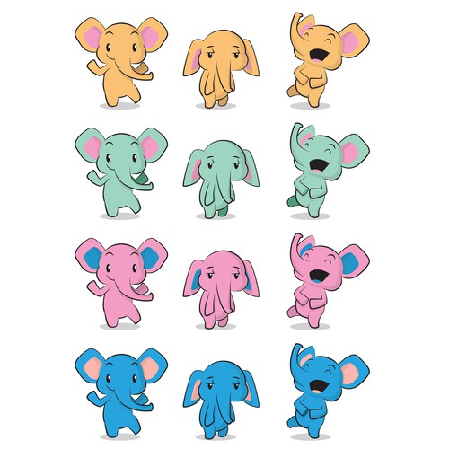 elephant for learning app