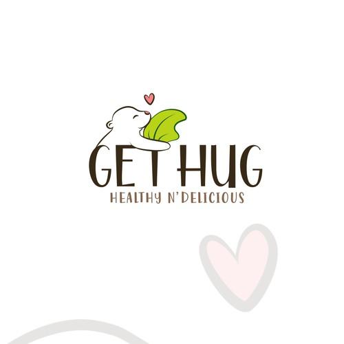Logo for Get Hug restaurant