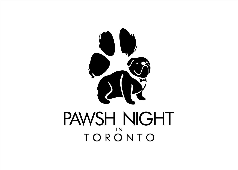 Create the next logo for Pawsh Night in Toronto