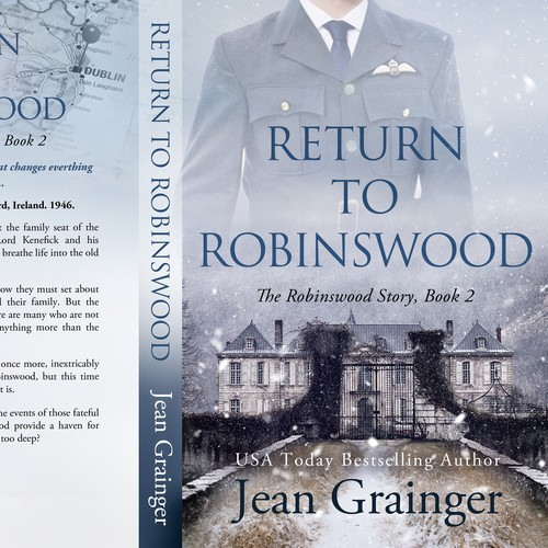 Return to Robinswood - The Robinswood Story, Book 2