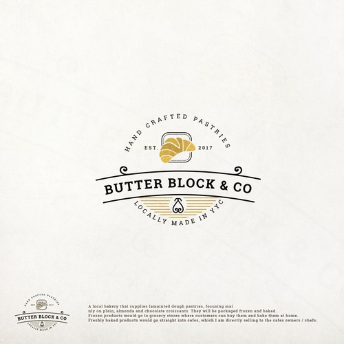 logo design for ButterBlock