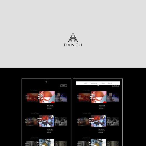 Danch App Design
