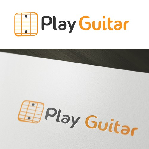 Play Guitar needs a new logo