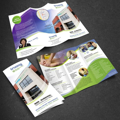 Design a Brochure for Interesting Medical Procedure