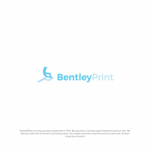 Bentley Print logo