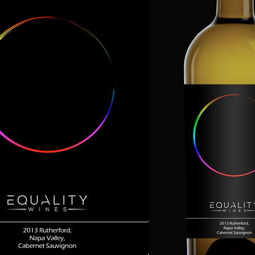 Equality WInes Label