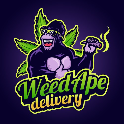 WeedApe delivery