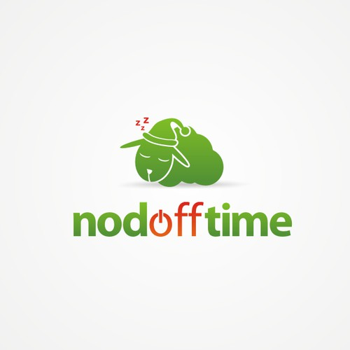logo for nod off time