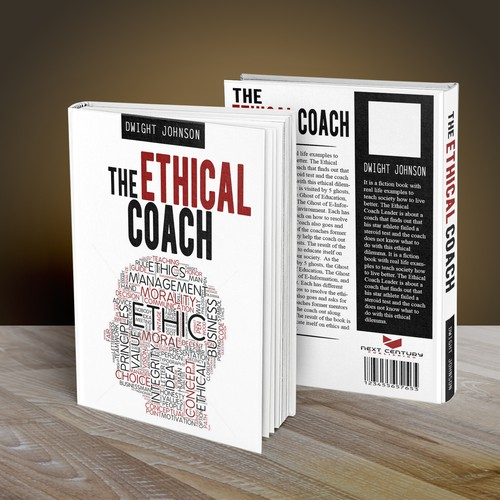 THE ETHICAL COACH - Book cover
