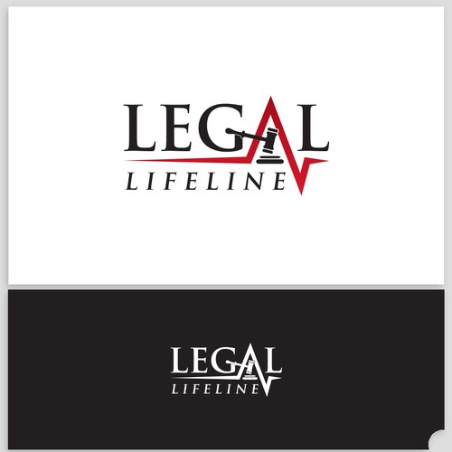 Legal Lifeline Logo Design