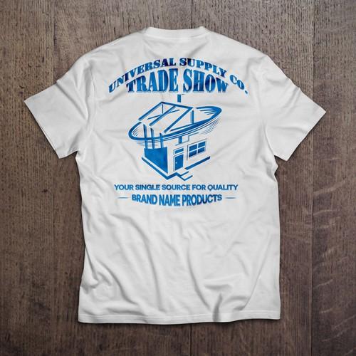 Trade Show t-shirt