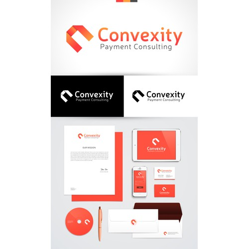 Create a winning logo design for Convexity Payment Consulting