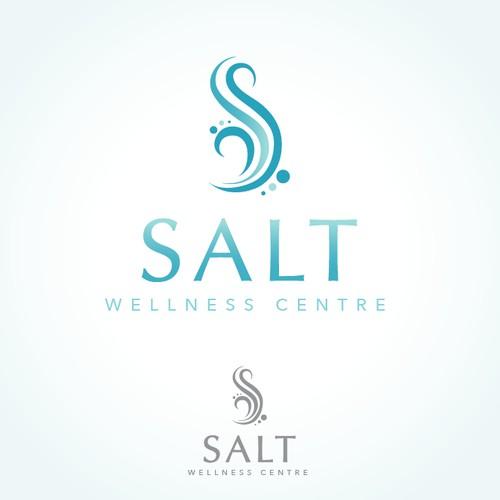 logo for Salt Wellness Centre