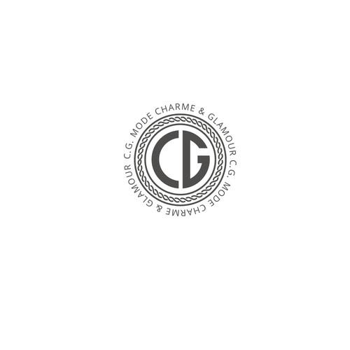 Logo concept for fashion shop