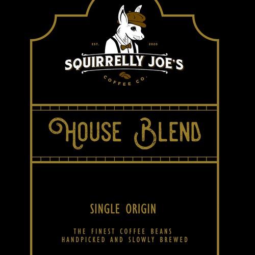 Coffee Label / Sticker