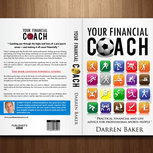 Book cover - Your Financial Coach