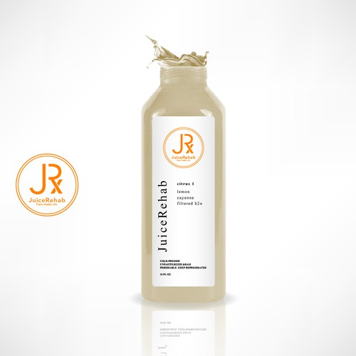 logo for JuiceRehab