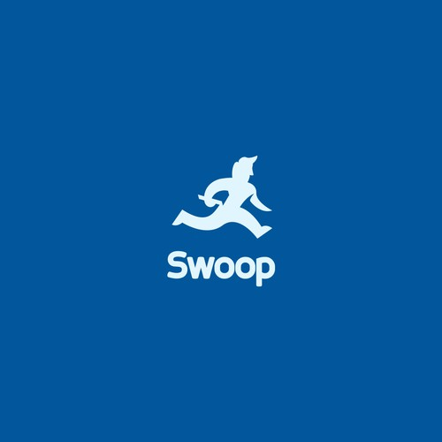 Simple logo for SWOOP