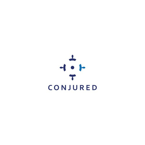 logo for conjured