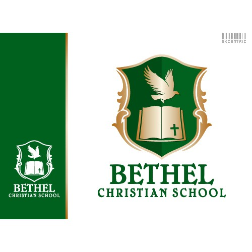 Redesign private school logo
