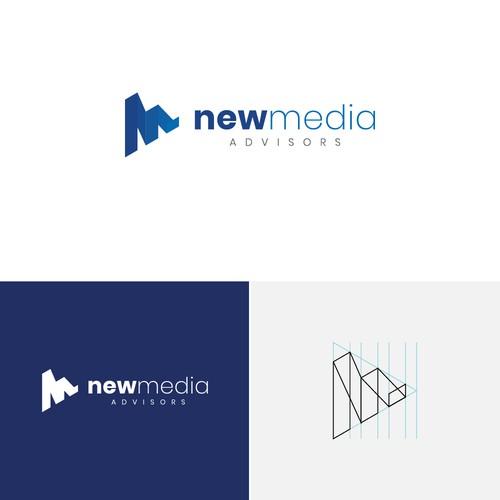 Design a digital marketing logo for an executive-consulting agency