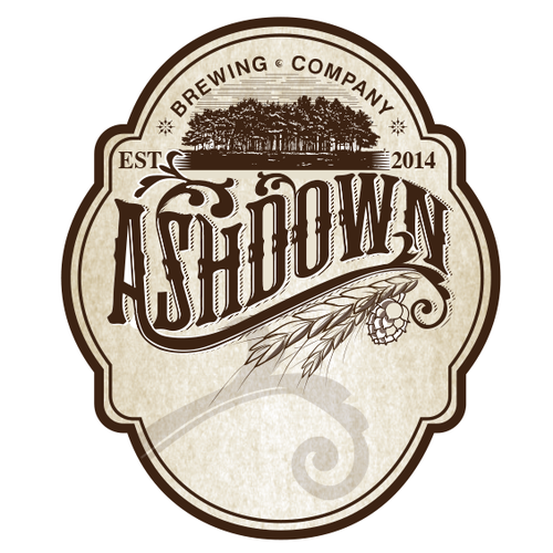 Craft Brewery design a vintage style logo